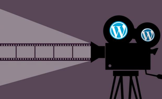 video on wordpress